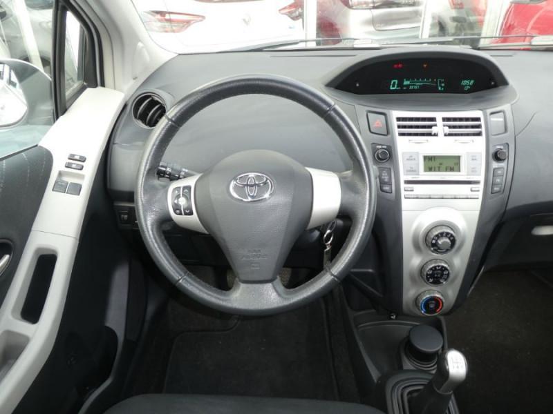 Photo 10 de l'offre de TOYOTA YARIS 90 D-4D LIMITED EDITION 5p à 5990€ chez Mérignac auto