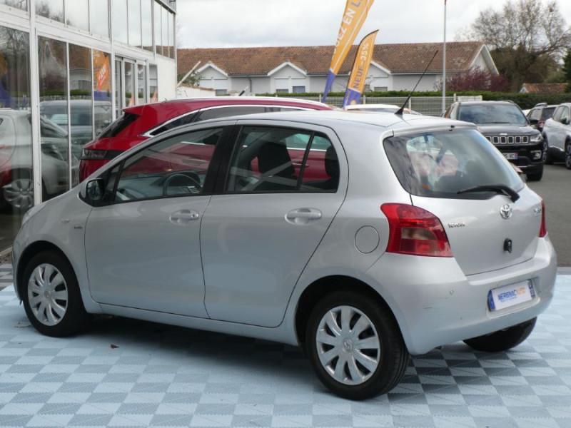Photo 4 de l'offre de TOYOTA YARIS 90 D-4D LIMITED EDITION 5p à 5990€ chez Mérignac auto