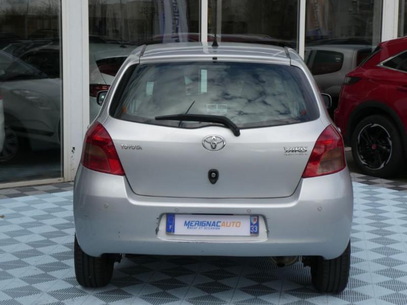 Photo 11 de l'offre de TOYOTA YARIS 90 D-4D LIMITED EDITION 5p à 5990€ chez Mérignac auto