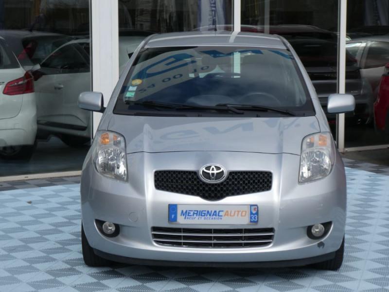 Photo 12 de l'offre de TOYOTA YARIS 90 D-4D LIMITED EDITION 5p à 5990€ chez Mérignac auto