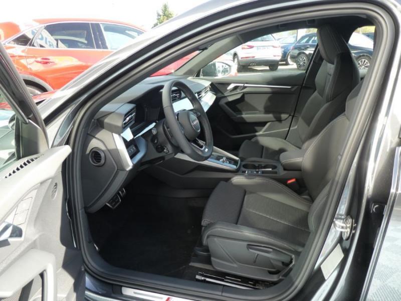 Photo 5 de l'offre de AUDI A3 SPORTBACK IV 35 TFSI 150 MHEV S Tronic 7 S LINE Mirror JA18 Audi Sport Etoile à 34980€ chez Mérignac auto