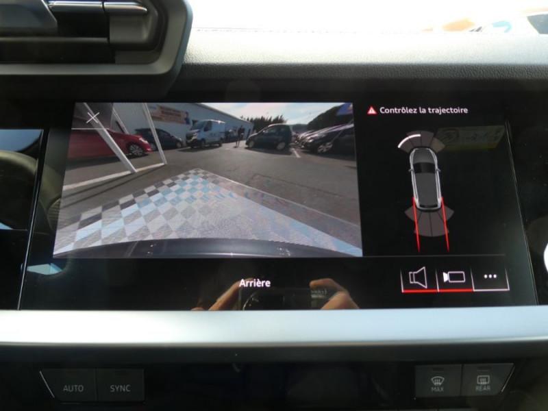 Photo 12 de l'offre de AUDI A3 SPORTBACK IV 35 TFSI 150 MHEV S Tronic 7 S LINE Mirror JA18 Audi Sport Etoile à 34980€ chez Mérignac auto