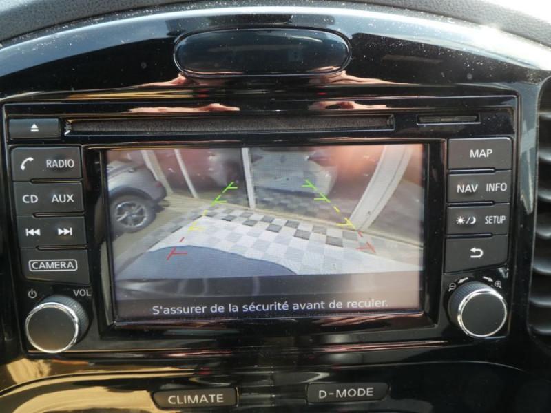 Photo 10 de l'offre de NISSAN JUKE 1.6 117 Xtronic N-CONNECTA Camera Key Less à 14450€ chez Mérignac auto