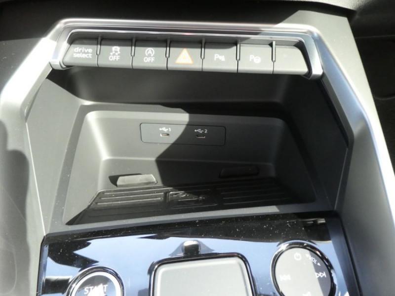 Photo 14 de l'offre de AUDI A3 SPORTBACK IV 35 TFSI 150 MHEV S Tronic 7 S LINE Mirror JA18 Audi Sport Etoile à 34980€ chez Mérignac auto