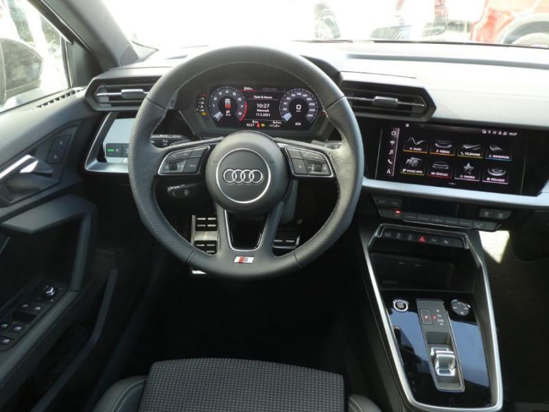 Photo 11 de l'offre de AUDI A3 SPORTBACK IV 35 TFSI 150 MHEV S Tronic 7 S LINE Mirror JA18 Audi Sport Etoile à 34980€ chez Mérignac auto