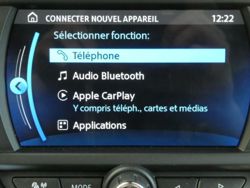 Photo 12 de l'offre de MINI COUNTRYMAN (F60) 1.5i 136 BVA7 COOPER GPS Radars Hayon elec. Gtie 01/23 à 28750€ chez Mérignac auto