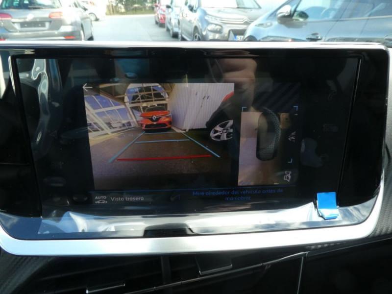 Photo 11 de l'offre de PEUGEOT 208 PureTech 100 BV6 ALLURE Induction Camera i-Cockpit 3D à 19450€ chez Mérignac auto