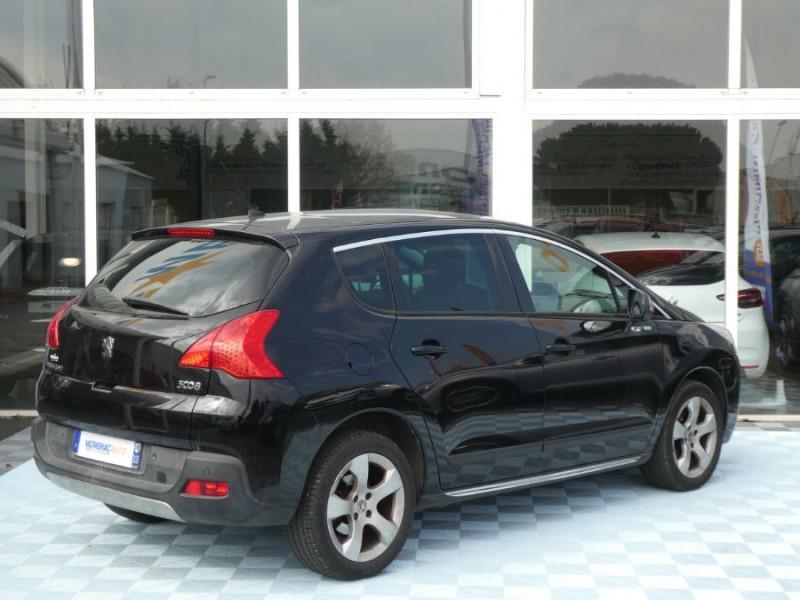 Photo 4 de l'offre de PEUGEOT 3008 1.6 E-HDI 115 BV6 STYLE GPS Toit Pano Pack Chrome 1ère Main à 9850€ chez Mérignac auto