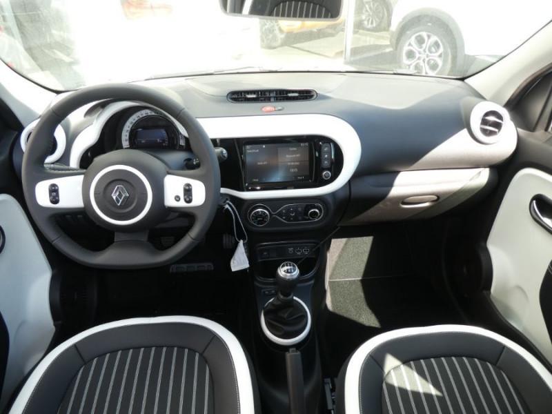 """Photo 9 de l'offre de RENAULT TWINGO New SCe 75 INTENS Ecran 7"""" Pack Confort Clim Auto à 12290€ chez Mérignac auto"""
