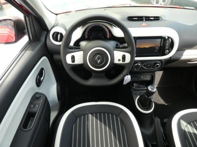 """Photo 6 de l'offre de RENAULT TWINGO III (2) 1.0 SCe 75 INTENS Ecran 7"""" Pack Confort Clim Auto à 12480€ chez Mérignac auto"""