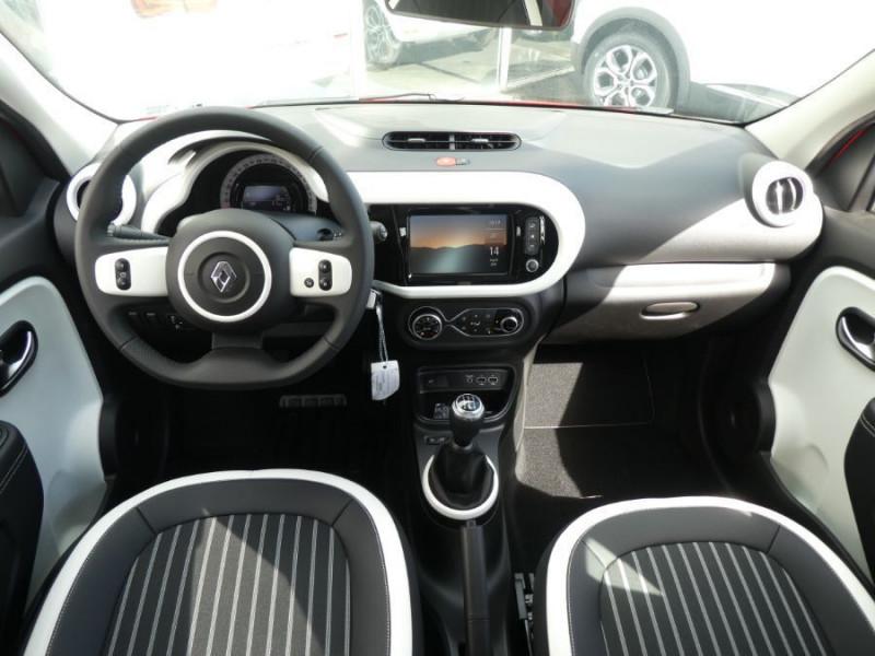 """Photo 10 de l'offre de RENAULT TWINGO III (2) 1.0 SCe 75 INTENS Ecran 7"""" Pack Confort Clim Auto à 12480€ chez Mérignac auto"""