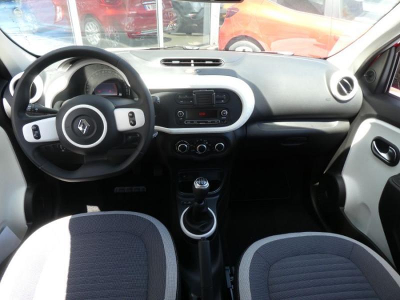 Photo 8 de l'offre de RENAULT TWINGO III (2) 1.0 SCe 75 LIMITED Bluetooth à 11750€ chez Mérignac auto