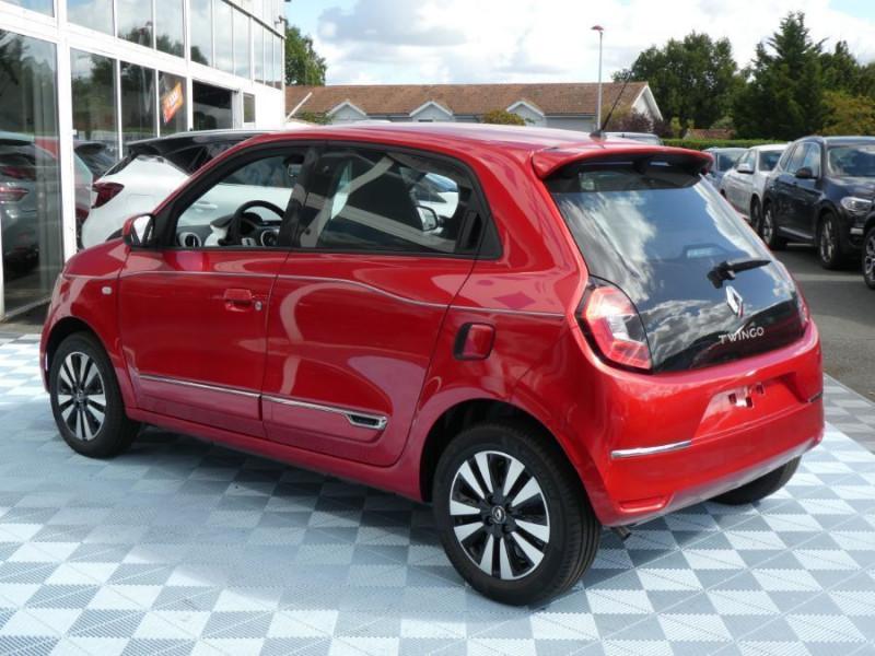 """Photo 3 de l'offre de RENAULT TWINGO III (2) 1.0 SCe 75 INTENS Ecran 7"""" Pack Confort Clim Auto à 12480€ chez Mérignac auto"""
