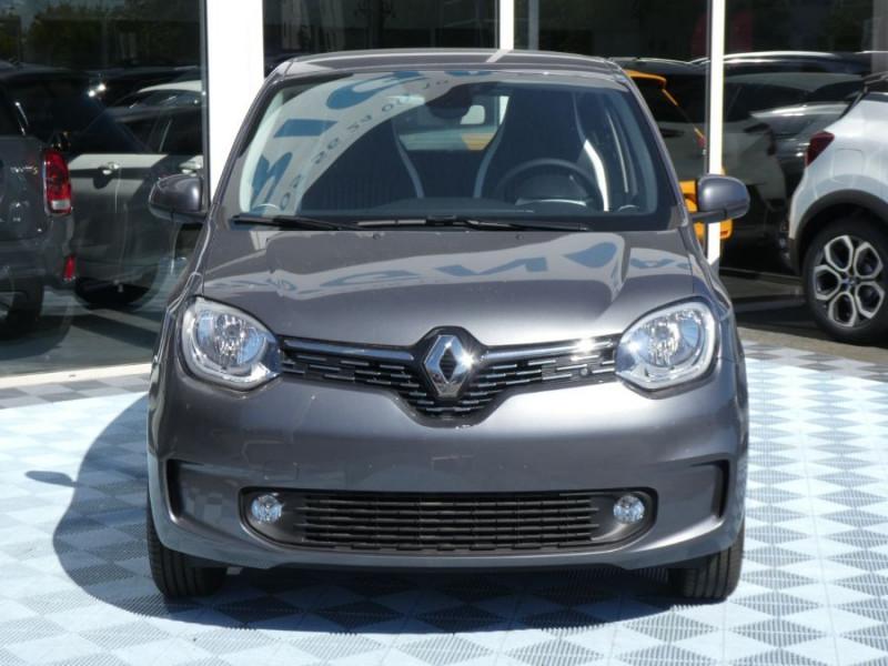 """Photo 2 de l'offre de RENAULT TWINGO New SCe 75 INTENS Ecran 7"""" Pack Confort Clim Auto à 12290€ chez Mérignac auto"""