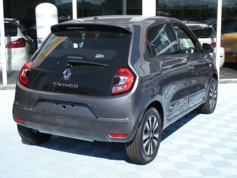 """Photo 6 de l'offre de RENAULT TWINGO New SCe 75 INTENS Ecran 7"""" Pack Confort Clim Auto à 12290€ chez Mérignac auto"""