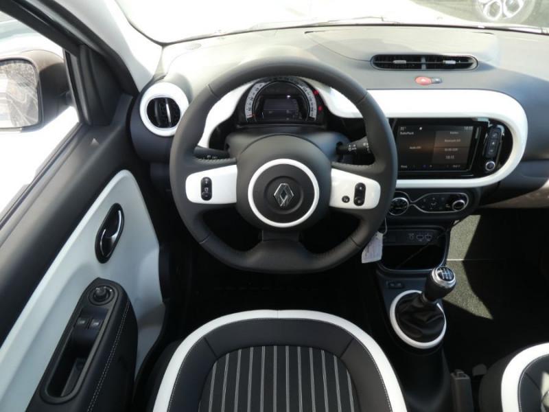"""Photo 10 de l'offre de RENAULT TWINGO New SCe 75 INTENS Ecran 7"""" Pack Confort Clim Auto à 12290€ chez Mérignac auto"""