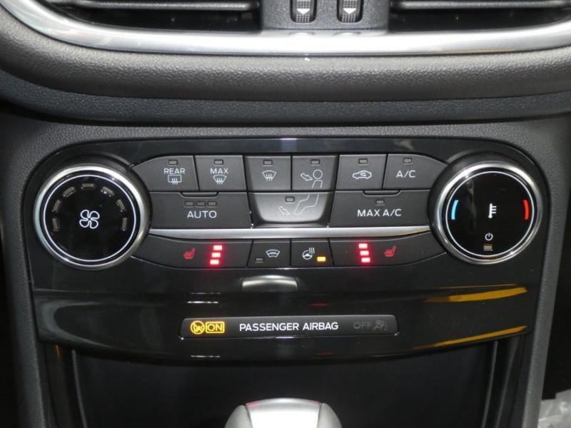 Photo 11 de l'offre de FORD PUMA 1.0 EcoBoost 125 DCT7 ST LINE (8 Options) Gtie 03/26 à 24470€ chez Mérignac auto
