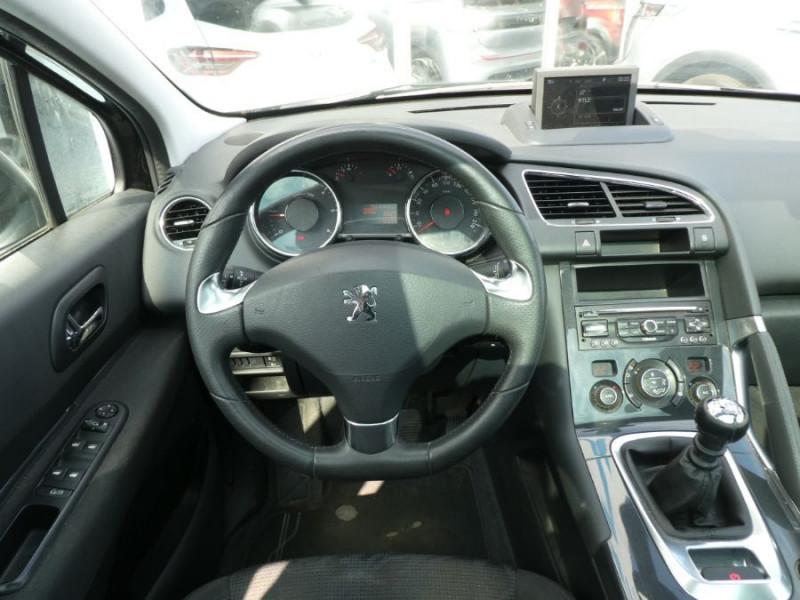 Photo 8 de l'offre de PEUGEOT 3008 1.6 E-HDI 115 BV6 STYLE GPS Toit Pano Pack Chrome 1ère Main à 9850€ chez Mérignac auto