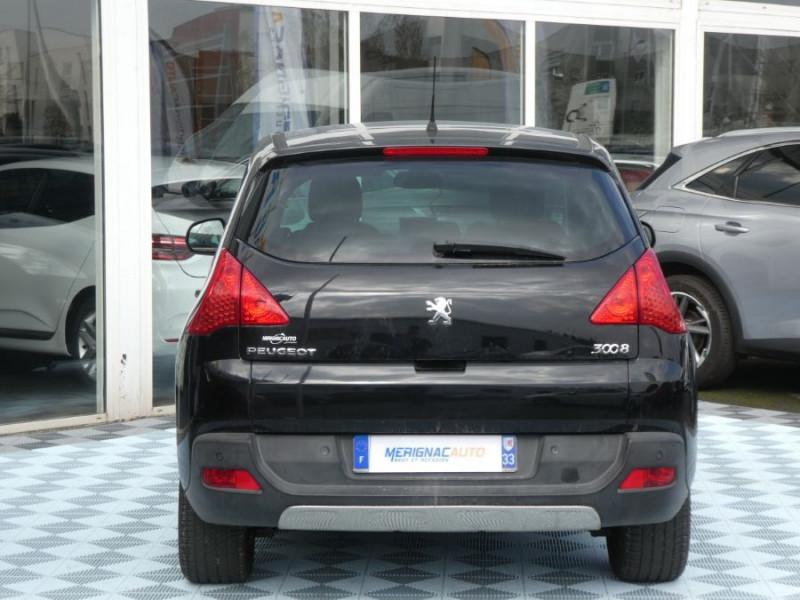 Photo 10 de l'offre de PEUGEOT 3008 1.6 E-HDI 115 BV6 STYLE GPS Toit Pano Pack Chrome 1ère Main à 9850€ chez Mérignac auto
