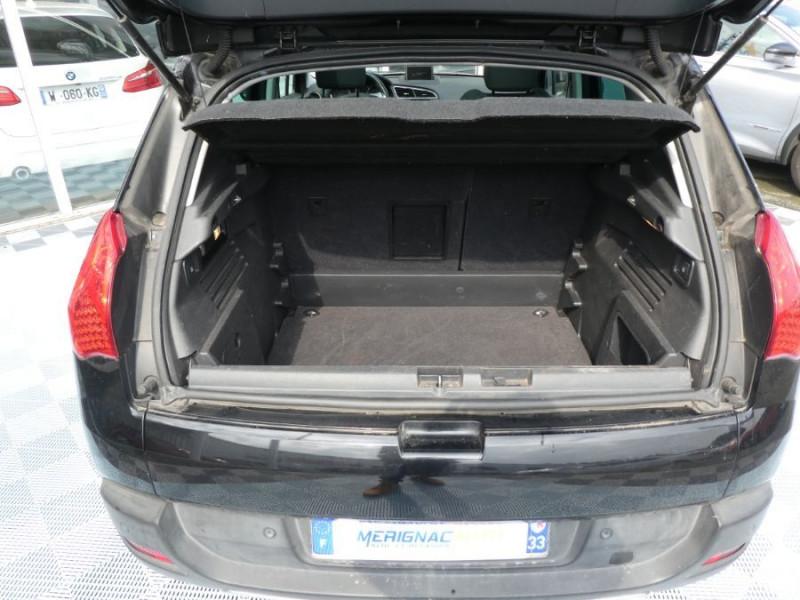 Photo 9 de l'offre de PEUGEOT 3008 1.6 E-HDI 115 BV6 STYLE GPS Toit Pano Pack Chrome 1ère Main à 9850€ chez Mérignac auto