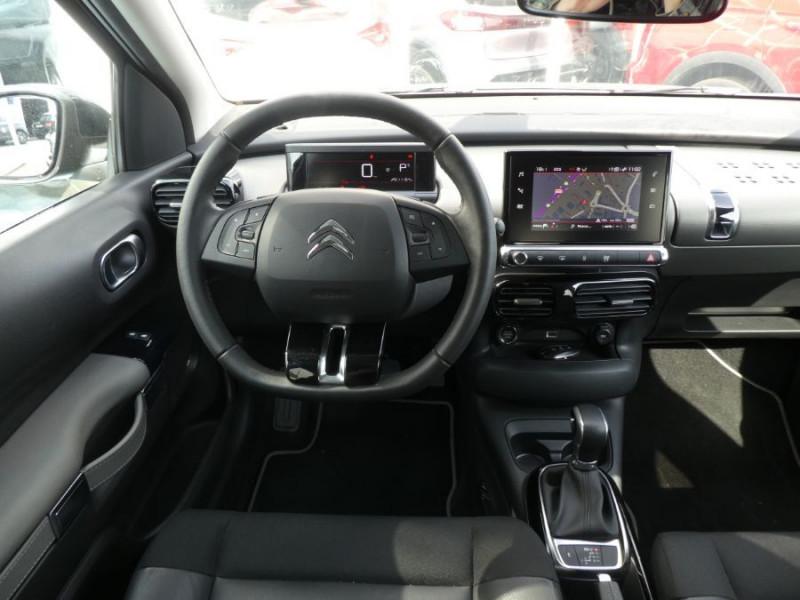 Photo 11 de l'offre de CITROEN C4 CACTUS PureTech 130 EAT6 SHINE GPS CUIR Camera 12/19 à 18450€ chez Mérignac auto