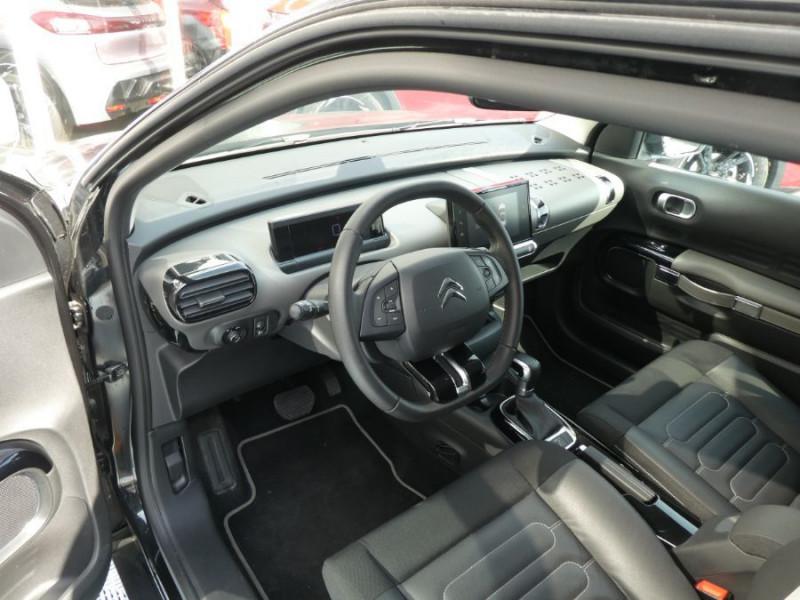 Photo 9 de l'offre de CITROEN C4 CACTUS PureTech 130 EAT6 SHINE GPS CUIR Camera 12/19 à 18450€ chez Mérignac auto