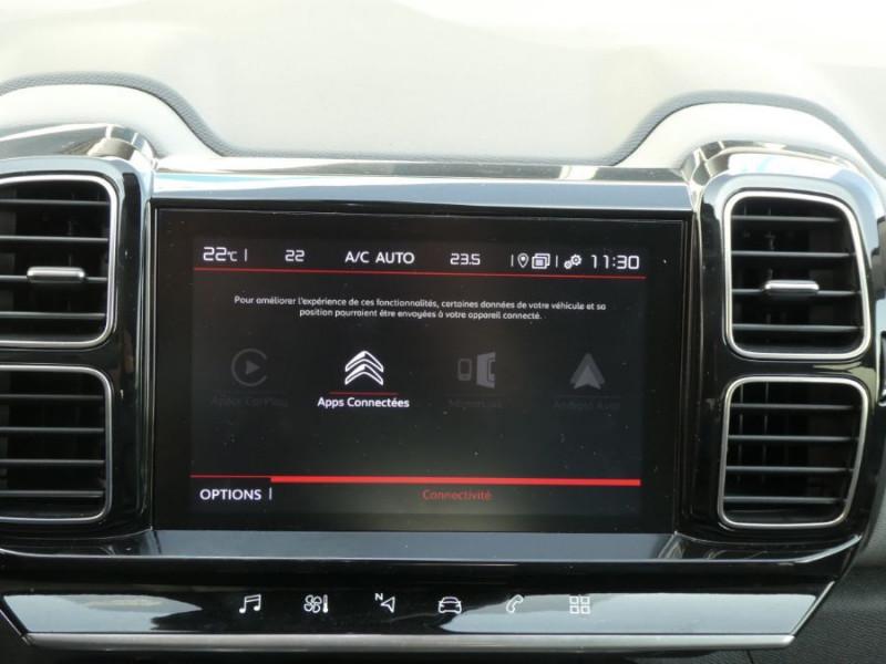 Photo 13 de l'offre de CITROEN C5 AIRCROSS BlueHDi 130 EAT8 SHINE Grip Control à 28950€ chez Mérignac auto