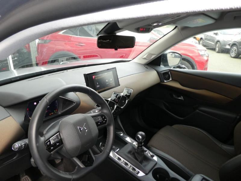 Photo 9 de l'offre de DS DS3 CROSSBACK BlueHDi 100 BV6 SO CHIC JA17 KeyLess Mirror à 22850€ chez Mérignac auto