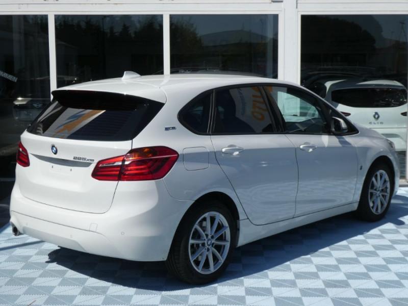 Photo 4 de l'offre de BMW SERIE 2 ACTIVE TOURER (F45) II 225XE 224cv HYBRID Rechargeable Facelift à 27980€ chez Mérignac auto