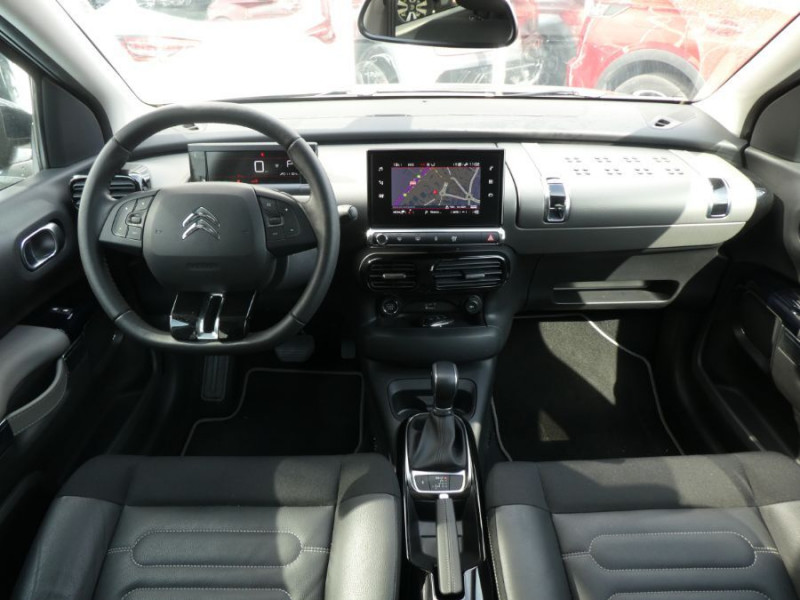 Photo 6 de l'offre de CITROEN C4 CACTUS PureTech 130 EAT6 SHINE GPS CUIR Camera 12/19 à 18450€ chez Mérignac auto