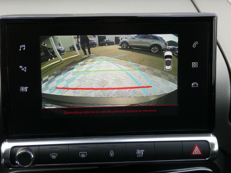 Photo 12 de l'offre de CITROEN C4 CACTUS PureTech 130 EAT6 SHINE GPS CUIR Camera 12/19 à 18450€ chez Mérignac auto