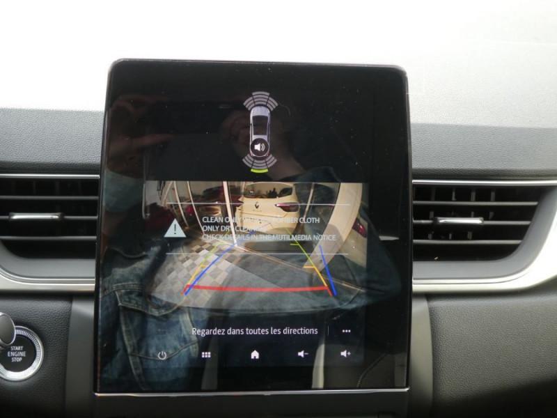 """Photo 10 de l'offre de RENAULT CAPTUR II TCe 140 EDC7 INTENS TECNO GPS 9.3"""" Camera JA17 Barres à 24450€ chez Mérignac auto"""