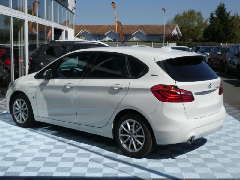 Photo 3 de l'offre de BMW SERIE 2 ACTIVE TOURER (F45) II 225XE 224cv HYBRID Rechargeable Facelift à 27980€ chez Mérignac auto