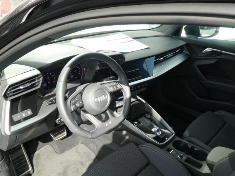 Photo 11 de l'offre de AUDI A3 SPORTBACK IV 40 TFSIe 204 S Tronic S LINE Mirror Key Less Induction à 39980€ chez Mérignac auto