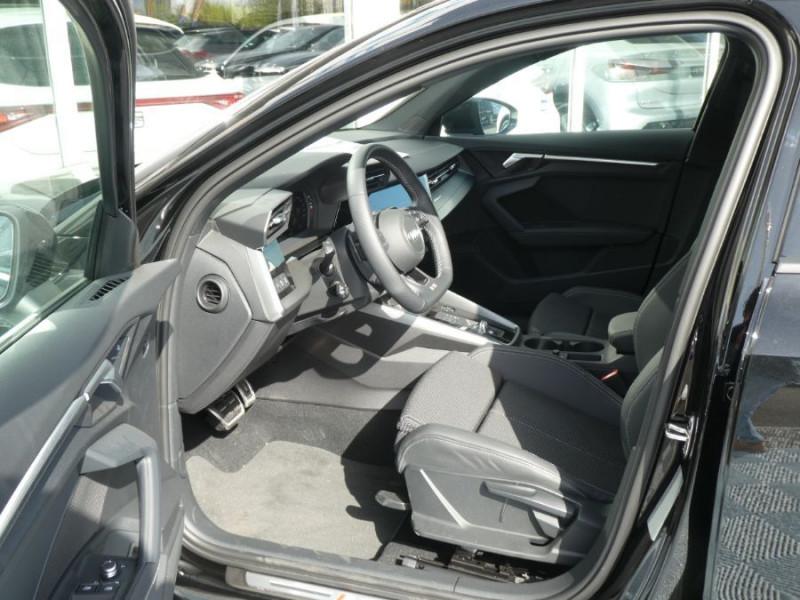 Photo 5 de l'offre de AUDI A3 SPORTBACK IV 40 TFSIe 204 S Tronic S LINE Mirror Key Less Induction à 39980€ chez Mérignac auto