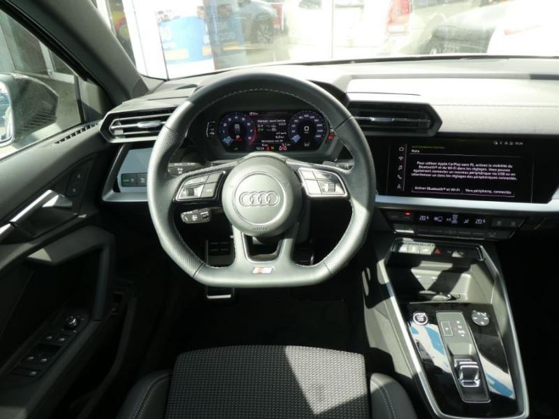 Photo 9 de l'offre de AUDI A3 SPORTBACK IV 40 TFSIe 204 S Tronic S LINE Mirror Key Less Induction à 39980€ chez Mérignac auto