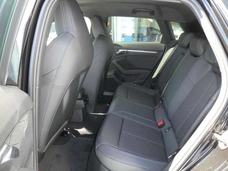 Photo 7 de l'offre de AUDI A3 SPORTBACK IV 40 TFSIe 204 S Tronic S LINE Mirror Key Less Induction à 39980€ chez Mérignac auto