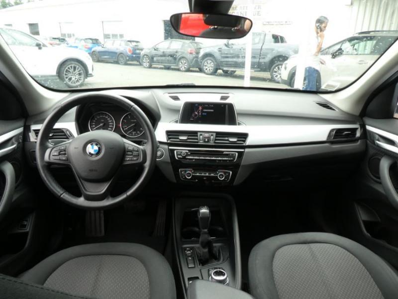 Photo 6 de l'offre de BMW X1 SDRIVE20DA 190 BVA Business TOE Pano Hayon Elect. à 24990€ chez Mérignac auto