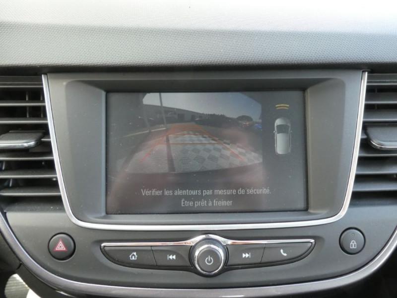 Photo 10 de l'offre de OPEL CROSSLAND X 1.5 Turbo D 120 BVA6 INNOVATION Mirror Link Camera Radars à 19250€ chez Mérignac auto