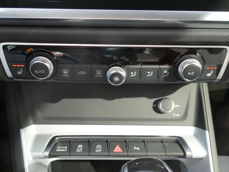 Photo 19 de l'offre de AUDI Q3 SPORTBACK 35 TDI 150 S Tronic 7 2WD GPS Cockpit LED JA18 à 43490€ chez Mérignac auto