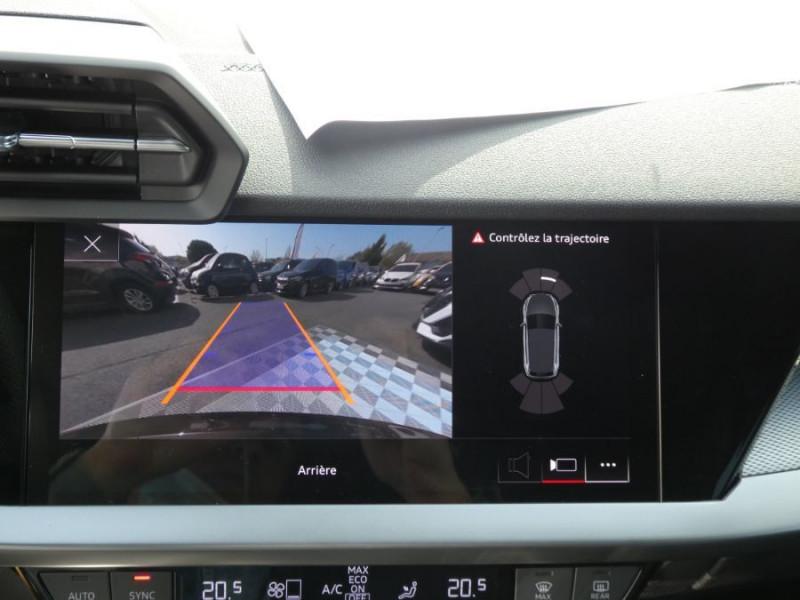 Photo 14 de l'offre de AUDI A3 SPORTBACK IV 40 TFSIe 204 S Tronic S LINE Mirror Key Less Induction à 39980€ chez Mérignac auto