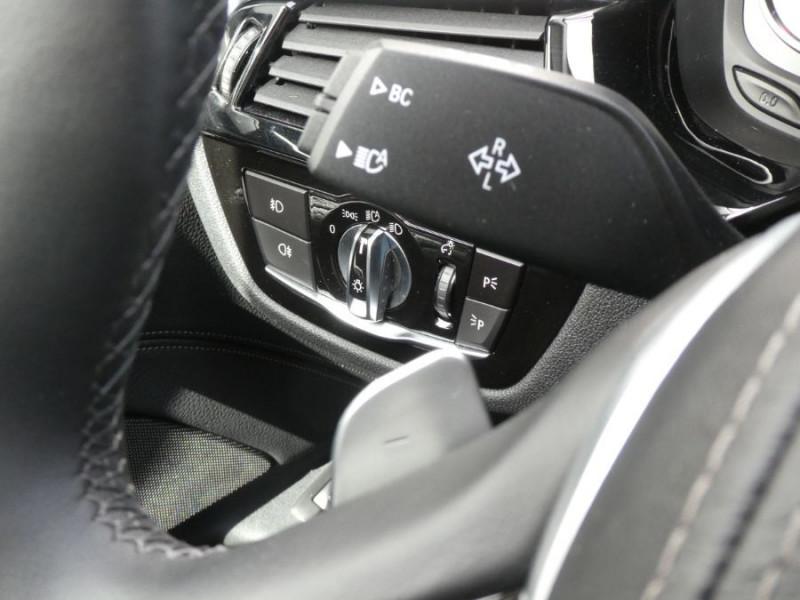 Photo 16 de l'offre de BMW SERIE 5 (G30) 520DA 190 BVA8 SPORTLINE CUIR TOE JA18 Gtie 01/23 à 39290€ chez Mérignac auto