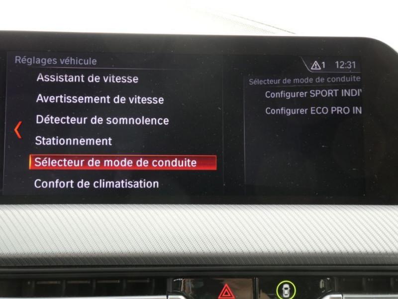Photo 19 de l'offre de BMW SERIE 1 (F40) 118DA 150 BVA8 M SPORT GPS Privacy Glass Gtie 05/23 à 31990€ chez Mérignac auto