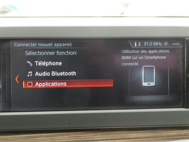Photo 17 de l'offre de BMW SERIE 5 (G30) 520DA 190 BVA8 SPORTLINE CUIR TOE JA18 Gtie 01/23 à 39290€ chez Mérignac auto