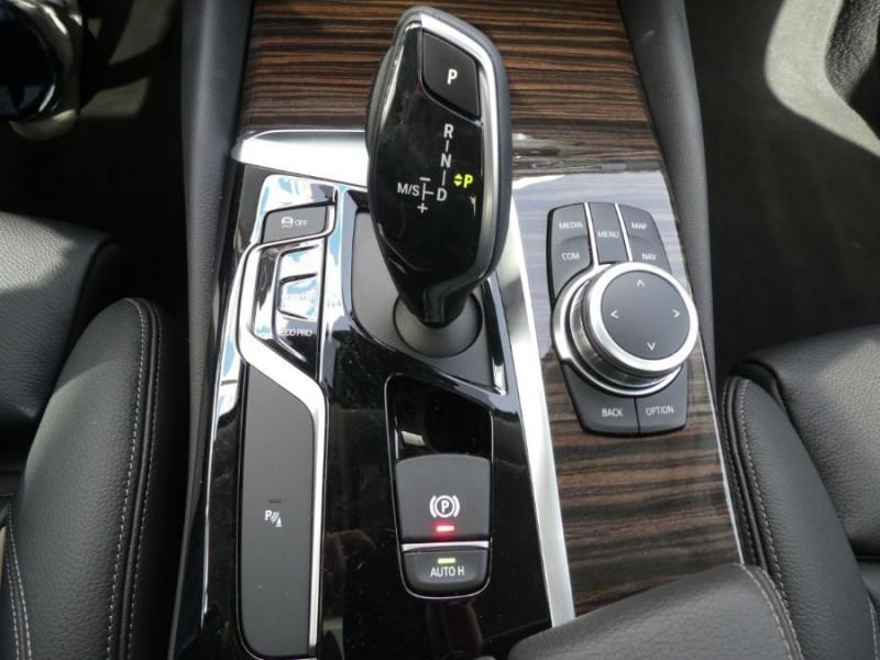 Photo 13 de l'offre de BMW SERIE 5 (G30) 520DA 190 BVA8 SPORTLINE CUIR TOE JA18 Gtie 01/23 à 39290€ chez Mérignac auto