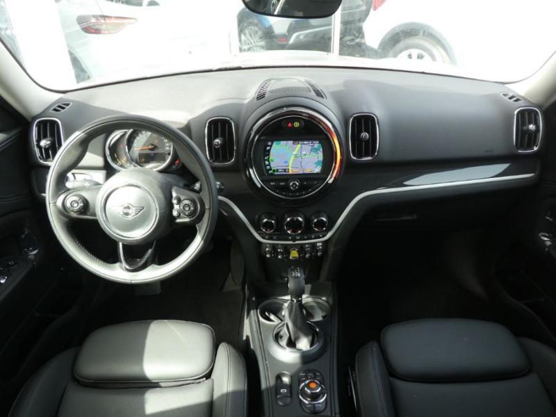 Photo 6 de l'offre de MINI COUNTRYMAN (F60) HYBRID ELECT. ALL4 224cv BVA6 COOPER SE GPS Camera JA18 Gtie 12/23 à 34450€ chez Mérignac auto