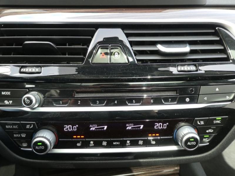 Photo 20 de l'offre de BMW SERIE 5 (G30) 520DA 190 BVA8 SPORTLINE CUIR TOE JA18 Gtie 01/23 à 39290€ chez Mérignac auto