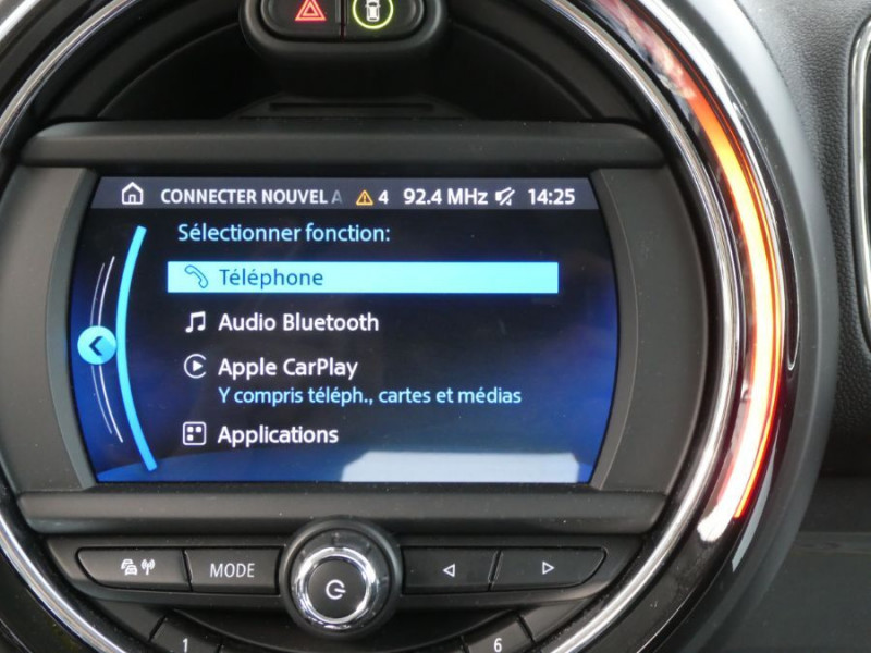 Photo 13 de l'offre de MINI COUNTRYMAN (F60) HYBRID ELECT. ALL4 224cv BVA6 COOPER SE GPS Camera JA18 Gtie 12/23 à 34450€ chez Mérignac auto