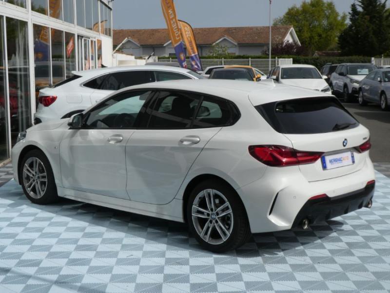 Photo 4 de l'offre de BMW SERIE 1 (F40) 118DA 150 BVA8 M SPORT GPS Privacy Glass Gtie 05/23 à 31990€ chez Mérignac auto