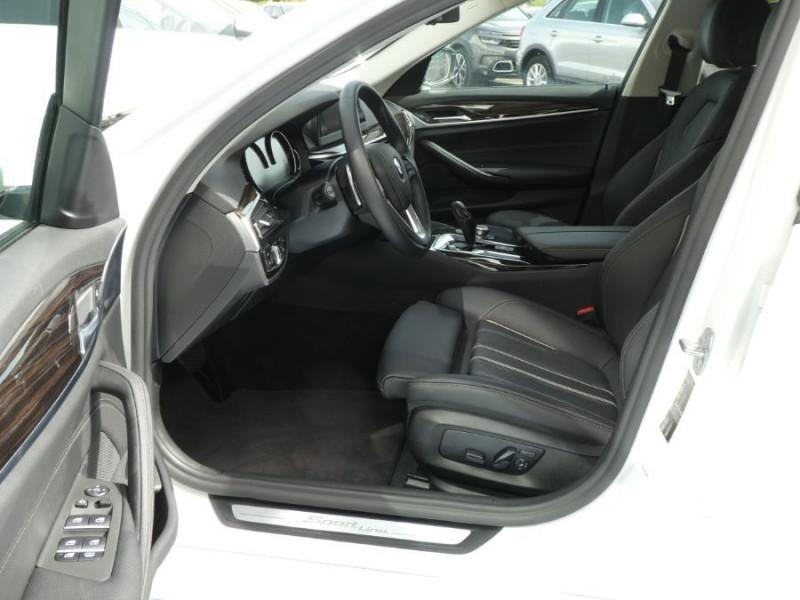 Photo 5 de l'offre de BMW SERIE 5 (G30) 520DA 190 BVA8 SPORTLINE CUIR TOE JA18 Gtie 01/23 à 39290€ chez Mérignac auto